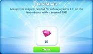 Me-dark magic-7-prize