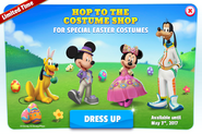 Mickey Mouse (Easter)