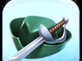 Hat and Sword Token