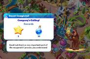 Q-companys calling