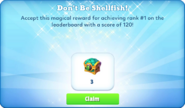 Me-dont be shellfish-1-prize-2