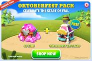 Bc-oktoberfest hat stand-promo