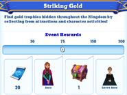 Me-striking gold-74-milestones