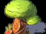 Simba's Tree