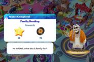 Q-family bonding