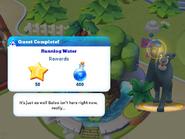 Q-running water