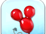 Mickey Balloon Token