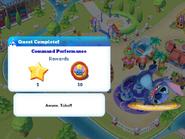 Q-command performance