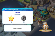 Q-fly ball