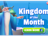 Kingdom of the Month