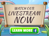 Update 26 Livestream Sweepstakes 2019