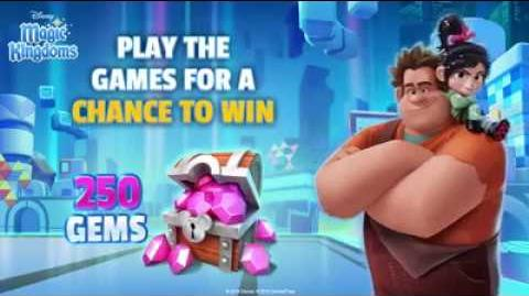 Wreck-It Ralph Premiere Sweepstakes
