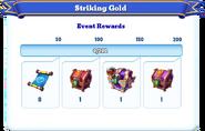 Me-striking gold-82-milestones