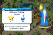 Q-california thrilling
