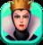 C-the queen-side