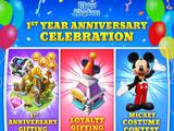 1st Year Anniversary Celebration
