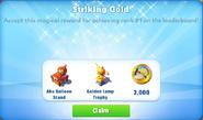 Me-striking gold-29-prize