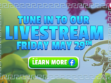 Update 41 Livestream Sweepstakes 2020
