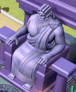 Zeus (Zeus' Temple)