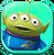 C-toy alien-side