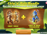 Chip 'n' Dale Storyline (Act 3)