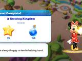 A Growing Kingdom