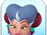 Lady Tremaine Ears Token