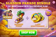 Aladdin Float