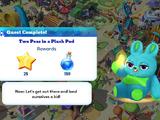 Two Peas in a Plush Pod