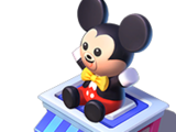 Mickey Mouse Wishable Stand
