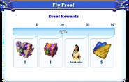 Me-fly free-2-milestones
