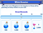 Me-wish granter-2-milestones
