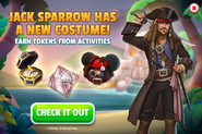 Jack Sparrow (Captain's Coat)
