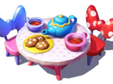 Minnie's Tea Table