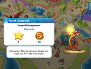 Q-image management