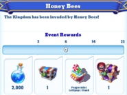 Me-honey bees-2-milestones