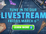 Update 39 Livestream Sweepstakes 2020