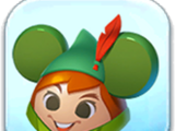 Peter Pan Ears Token