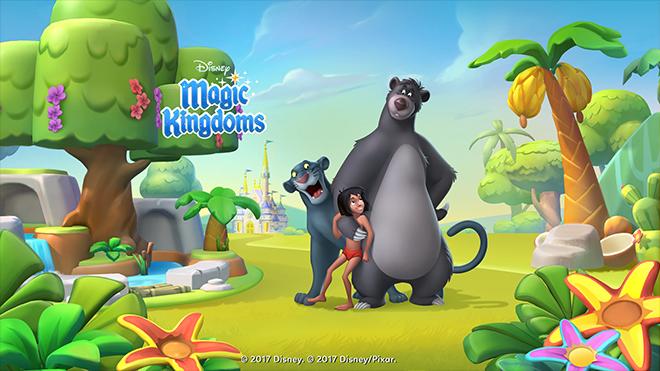 Jungle Book Disney