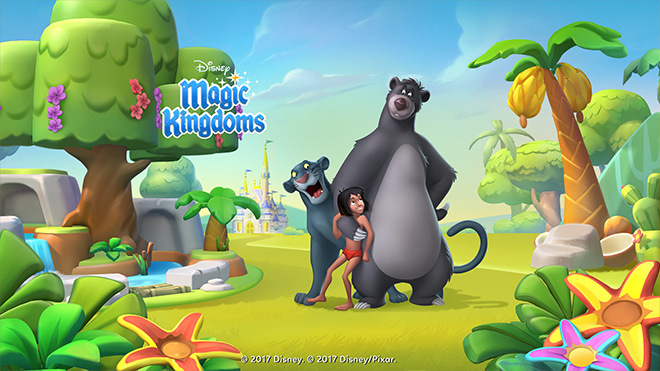 Jungle Book Storyline Disney Magic Kingdoms Wiki Fandom Powered