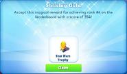 Me-striking gold-71-prize