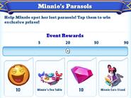 Me-minnies parasols-1-milestones