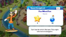 Q-fun wheel fun