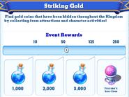 Me-striking gold-16-milestones