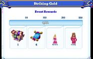 Me-striking gold-78-milestones