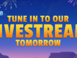 Update 37 Livestream Sweepstakes 2020