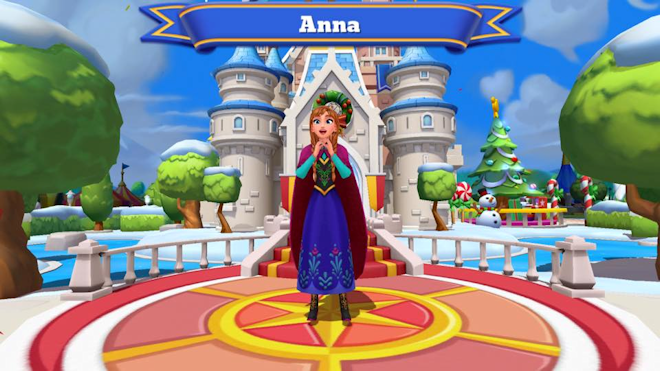 Anna Disney Magic Kingdoms Wiki Fandom Powered By Wikia