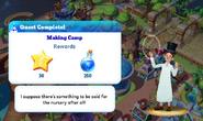 Q-making camp