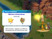 Q-welcome a candelabrum