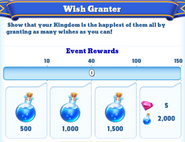 Me-wish granter-3-milestones